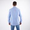 Herren Hemd blau regular fit
